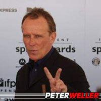 Peter Weller  Acteur, Doubleur (voix)