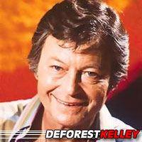 DeForest Kelley  Acteur