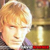 David Warner  Acteur