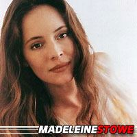 Madeleine Stowe  Actrice