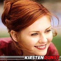 Kirsten Dunst  Actrice