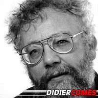 Didier Comès  Scénariste, Dessinateur