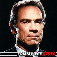 Tommy Lee Jones  Acteur, Doubleur (voix)
