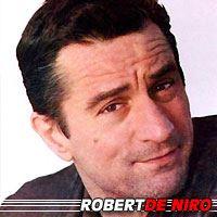 Robert De Niro  Acteur, Doubleur (voix)