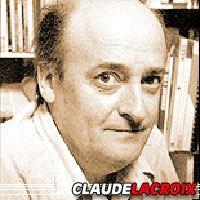 Claude Lacroix  Scénariste