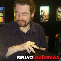 Bruno Maïorana  Dessinateur