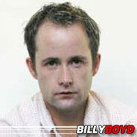 Billy Boyd  Acteur