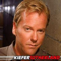 Kiefer Sutherland  Acteur, Doubleur (voix)