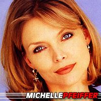 Michelle Pfeiffer  Actrice