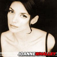 Joanne Whalley  Actrice