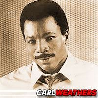 Carl Weathers  Acteur