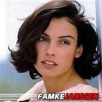 Famke Janssen  Actrice