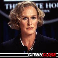 Glenn Close  Actrice, Doubleuse (voix)