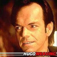 Hugo Weaving  Acteur, Doubleur (voix)