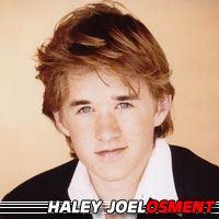 Haley Joel Osment  Acteur, Doubleur (voix)