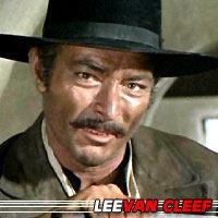 Lee Van Cleef  Acteur