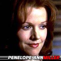 Penelope Ann Miller  Actrice