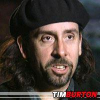Tim Burton  Réalisateur, Producteur, Scénariste