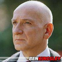 Ben Kingsley  Acteur, Doubleur (voix)