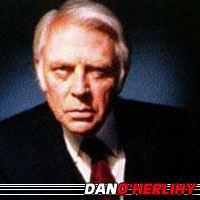 Dan O'Herlihy  Acteur