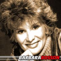 Barbara Bosson  Actrice