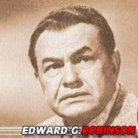 Edward G. Robinson  Acteur