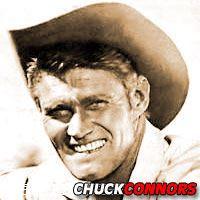 Chuck Connors  Acteur