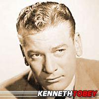 Kenneth Tobey  Acteur