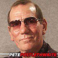 Pete Postlethwaite