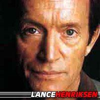 Lance Henriksen  Acteur, Doubleur (voix)