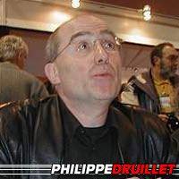 Philippe Druillet  Scénariste, Dessinateur