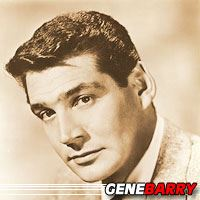 Gene Barry  Acteur