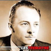 Les Tremayne  Acteur