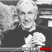 Vincent Price  Acteur