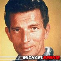 Michael Rennie  Acteur