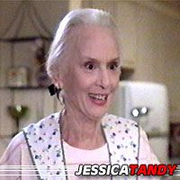 Jessica Tandy  Actrice