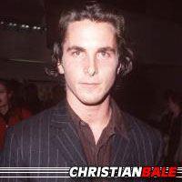 Christian Bale  Acteur, Doubleur (voix)