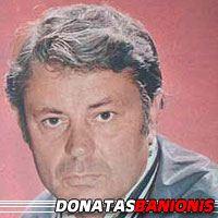 Donatas Banionis  Acteur