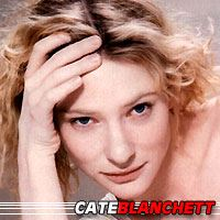 Cate Blanchett  Actrice, Doubleuse (voix)