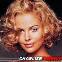 Charlize Theron  Actrice, Doubleuse (voix)