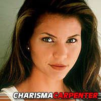 Charisma Carpenter  Actrice