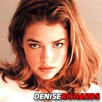 Denise Richards  Actrice