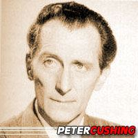 Peter Cushing  Acteur