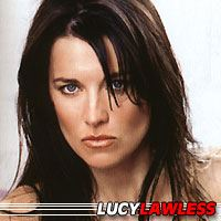 Lucy Lawless  Actrice
