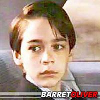 Barret Oliver  Acteur
