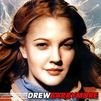 Drew Barrymore  Productrice exécutive, Actrice