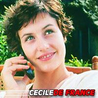 Cécile De France  Actrice