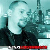 Henri Loevenbruck  Auteur