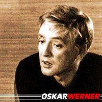 Oskar Werner  Acteur
