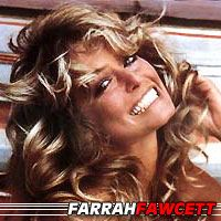 Farrah Fawcett  Actrice